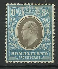 Somaliland Protectorate Postage Stamps