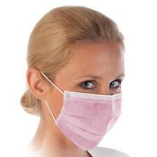 1 - 500 Stück Mundschutz mit Schlaufe und Nasenbügel Hygienemaske OP Atemschutz