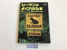 Seaman Fan Book - Sega Dreamcast - NTSC JAP