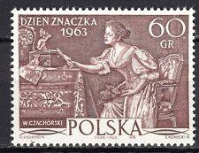 Poland - 1963 Stamp Day - Mi. 1433 MNH