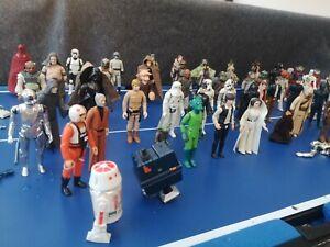 Vintage Star Wars Figure Bundle
