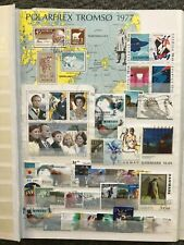 SCANDINAVIAN STAMPS USED LOT 11