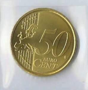België 2007 UNC 50 cent : Standaard