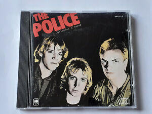cd the police: outlandos d'amour