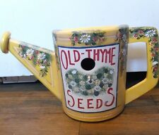 Old Thyme Seeds Bird House by Kathy Hatch