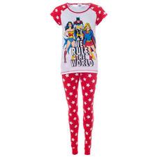 Pyjamas DC en 100% coton pour garçon de 2 à 16 ans
