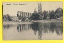cpa de 1918 GAUDACH JOUY aux ARCHES Römische Wasserleitung Vestiges de l'AQUEDUC