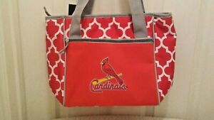 St. Louis Cardinals 16 Can Cooler Tote NWT