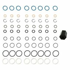 Oil Rail Leak Repair Kit Tool O-rings & Injector Seal For Ford 6.0L Powerstroke
