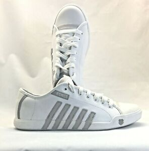 CLEARANCE    K-Swiss Moulton Mens Casual Shoes (D) (131)
