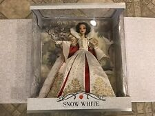 "Disney Snow White Saks Fifth Ave Exclusive Limited Edition 17"" LE #/1000 Doll"