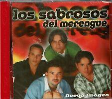 Los Sabrosos del Merengue Nueva Imagen   BRAND  NEW SEALED  CD