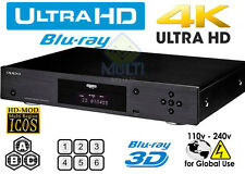 OPPO 4K UDP 203 UHD ALL REGION CODE FREE BLU-RAY DVD PLAYER ZONE ABC & DVD: 0-9