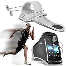 Deportes Gimnasio Fitness Brazalete Funda Protectora & Manos Libres Para Blackberry Curve 3g 9300