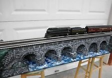 """PRR Juniata Viaduct 1898' O gauge Historic """"LE"""" """"SS"""" Introductory offrering NICE"""