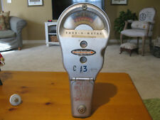 Rockwell Manufacturing Park-O Meter Parking Meter , 2 Hour Limit