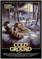 "COFFRET COLLECTOR 2 DVD NF ""COLD GROUND / THE LEGEND OF BOGGY CREEK"" horreur"