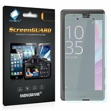 3 x ANTI GLARE New Front LCD Screen Display Protector Film For Sony Xperia X
