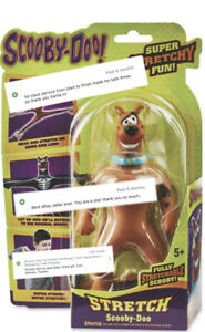 Scooby-Doo Toy Stretch Amstrong 7 Inch Figure New In Packaging. Free Shipping