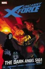 UNCANNY X-FORCE VOL. 4: THE DARK ANGEL SAGA BOOK 2 TPB VF/NM MARVEL