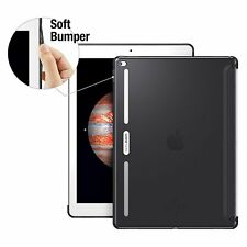 Apple iPad Pro 12.9 inch Case Back Shell Protector TPU Bumper Cover Fit Keyboard
