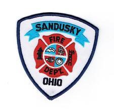 SANDUSKY OHIO FIRE DEPT. PATCH/