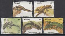 Vanuatu - Michel-Nr. 976-980 postfrisch/** (Echsen / Geckos / Skink)