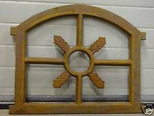 Gussfenster Stallfenster Fenster Eichenblatt Bogen