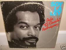 Pete El Conde Rodriguez - Soy La Ley - Rare LP Good Conditions - L3