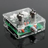 6J1 Valve Pre-amp Tube PreAmplifier Board On Fidelity X10-D Circuit +Acrylic Box