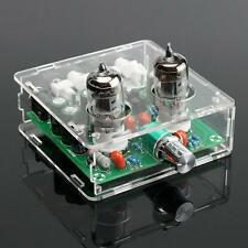 6J1 Valve Pre-amp Tube PreAmplifier Board On Fidelity X10-D Circuit +Acrylic Box