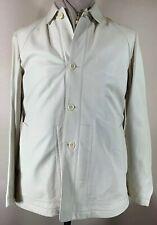 LORO PIANA Soft Lambskin Leather Jacket--New with Tags