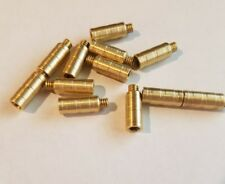 50 Grain Gold Tip FACT Arrow Weight Screw Combo 1dz .246 shafts FOC Brass gr