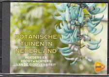 Nederland Prestigeboekje 69 Botanische tuinen in Nederland - flowers