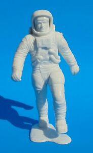 VINTAGE RARE SPACE EXPLORATION APOLLO ASTRONAUT MAN FIGURE BY MARX 1960 # 2