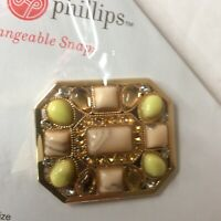 Lindsay Phillips Meagan Snaps Shoe Jewelry Interchangeable Snaps