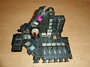 MERCEDES C CLASS W205 YEAR 2016 - FRONT ENGINE FUSE BOX ( A2055406911 )