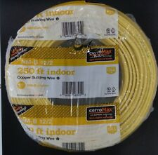 New Listing122 Romex Wire 12 2 Awg 250ft Non Metallic Cable Copper Electrical Wire 250