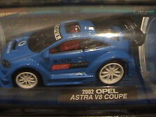 2002 OPEL ASTRA V8 COUPE 1:55 SCALE DIE-CAST EXTREME TUNER