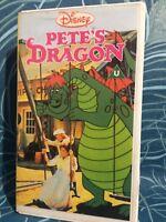 Disney Pete's Dragon VHS Video Children's Collectable