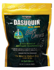 Dasuquin MSM Soft Chews for Small/Medium Dogs Comprehensive joint health 84 ct