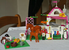 Lego Belville 7585 Les écuries Horse Stable Complet boîte et notices