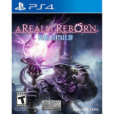 Final Fantasy Xiv: A Realm Reborn Ps4 [Brand New]