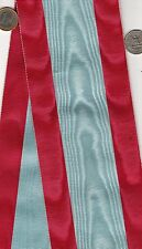 Unknown Order Sash Ribbon Medal Grand Commander WWI - WWII British German Danish