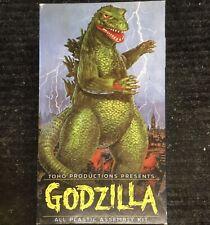 Aurora Godzilla Model Kit Reissued Sealed Parts Bag #7502 Aurora