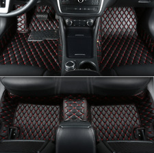 For Nissan Altima 2006-2017 leather Car Floor Mats Waterproof Mat