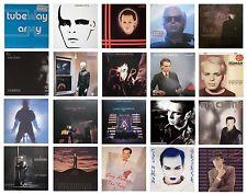 MINIATURE Non Playable VINYL RECORD ALBUMS - GARY NUMAN - VARIOUS ALBUM  TITLES