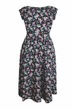 Evans Plus Size Floral Dresses for Women