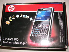 hp iPAQ 910 business messnger box of accessories