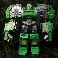 New ListingTransformers Crossover Marvel Hulk Tank Hasbro 2008Figure Infinity War Endgame